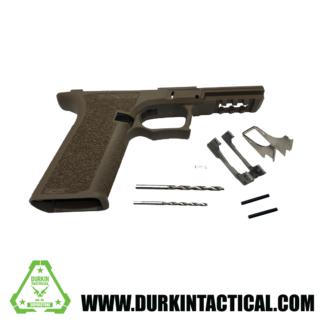 PF45 80% Pistol Frame: FDE