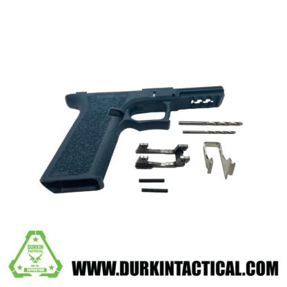 PF940V2 80% Standard Pistol Frame: BLUE TITANIUM