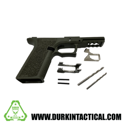 PF940V2 80% Standard Pistol Frame: OD GREEN