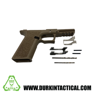 PF940V2 80% Standard Pistol Frame: FDE