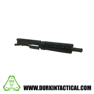 "AR-15 Upper Assembly | 7.5"" Chromoly Vanadium | .300 BO | 1:7 twist | With 7"" Quad Rail"