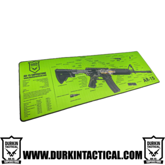 Durkin Tactical Premium Jumbo AR-15 Build Mat