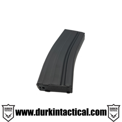 6.5 Grendel AR-15 Mag 25 Round | Stainless Steel Black
