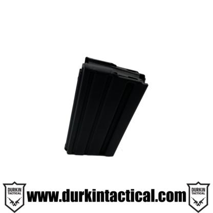 .450 Bushmaster Mag 5 Round | Stainless Steel Black