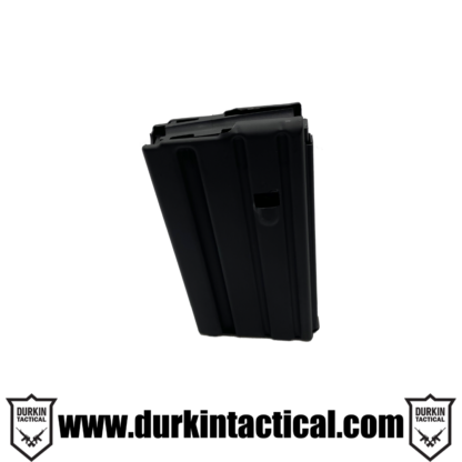 .450 Bushmaster Mag 7 Round | Stainless Steel Black