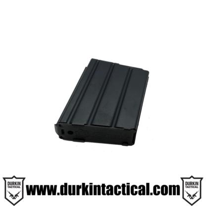 .350 AR-15 Magazine 5 Round | Stainless Steel Black