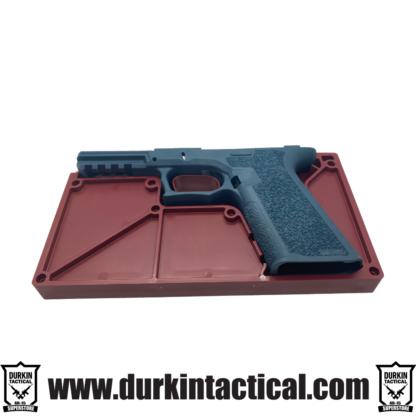 PF94 Standard Pistol Frame   Blue Titanium
