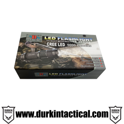 Tactical Light CREE 5000 Lumens