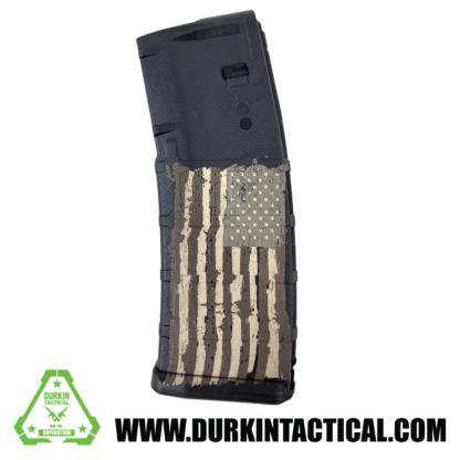 PMAG 30 Round Capacity Magazine | American Flag M16