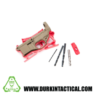 Polymer80 G150 80% Lower with Jig System - FDE