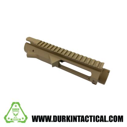GUNTEC AR .308 CAL STRIPPED BILLET UPPER RECEIVER (GEN 2) FDE