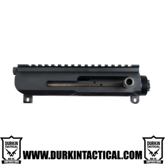 New side charging Receiver/BCG combo! This billet upper fits any Mil-spec lower receiver. This combo includes a side charger BCG, a side charging bolt handle, and the side charging upper. This combo is perfect for a bolt action/Semi auto build or perfect for an ergonomic and unique work horse build.