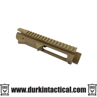 AR .308 CAL STRIPPED BILLET UPPER RECEIVER (GEN 2) (FLAT DARK EARTH)