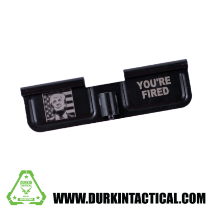 aser Engraved Ejection Port Dust Cover | Trump/You're Fired