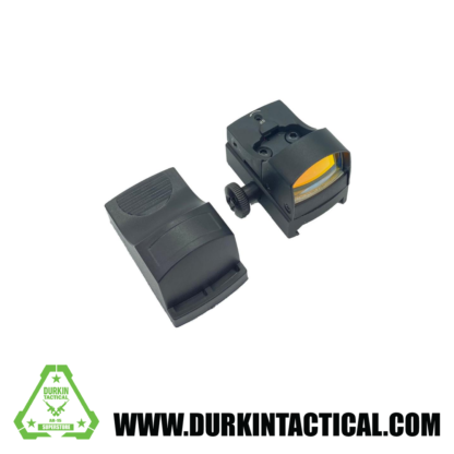 Micro 3 MOA Reflex Red Dot Laser Sight Dual Illuminated 20mm Rail