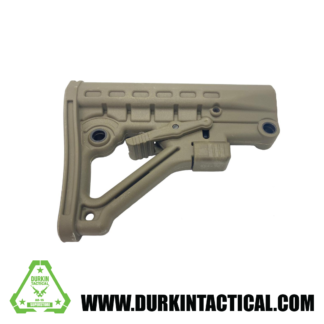 Commercial Adjustable Stock - Green
