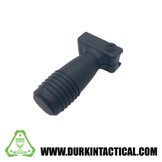 Tactical Vertical Short Foregrip, Black