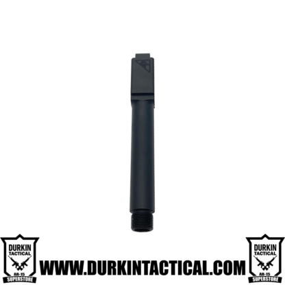 9MM Glock 19 Replacement Barrel | Nitride Finish | Threaded | Unbranded |