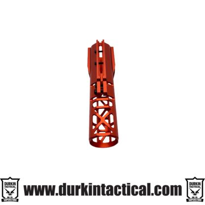 Presma Skeletonized AR Pistol Brace - Red