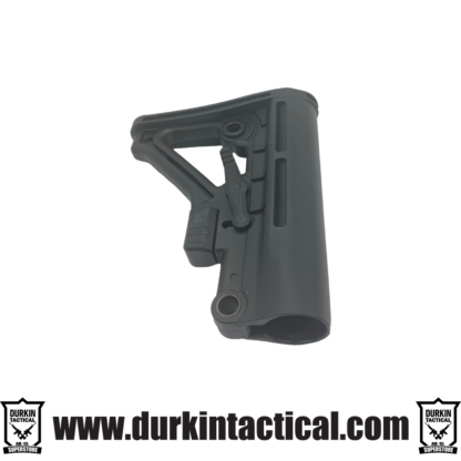 Mil-Spec Adjustable Stock - Black