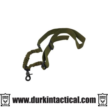 Single Point Adjustable Bungee Sling w/ Metal Hook