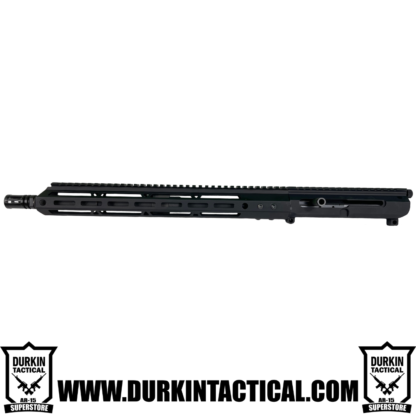"5.56 NATO, 16"" M4 Barrel, 1:8 Twist, Carbine Gas System, 15"" MLOK HG, LEFT Side Charging, Complete Upper Receiver"