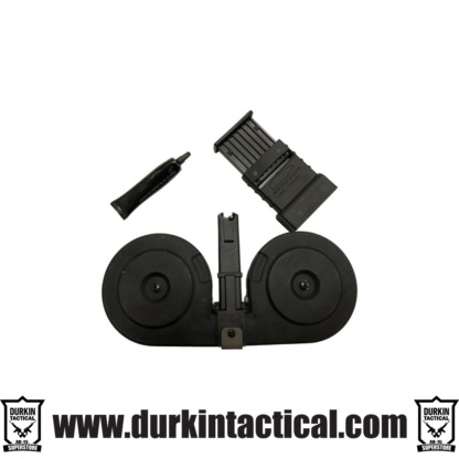 KCI Mini-14 .223/5.56 100 Round Drum Magazine