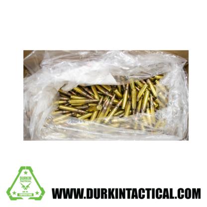 5.56 Winchester Ammo, Centerfire Cartridges, M855 Green Tip, 62 Grain FMJ, 3060 FPS, 100 Round Bag