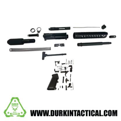 "10"" 7.62X39 Durkin Tactical Build Kit - Black"