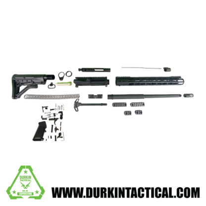 "16"" 7.62X39 Durkin Tactical Build Kit - Black"