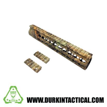 "10"" AR-15 Keymod Camouflage Handguard"
