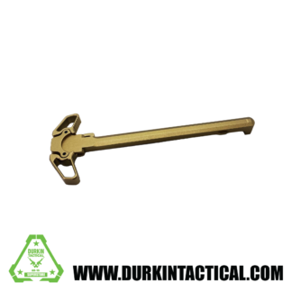 Ambidextrous Charging Handle, .223/5.56/.300, Gold