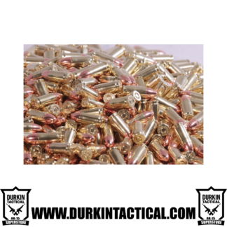 Ammo 9mm Luger 115 Grain Round Nose