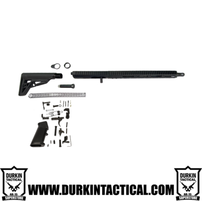 """16"""" .223/5.56 Side Charging Durkin Tactical Build Kit"""