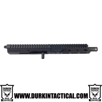 "7.62X39, 7.5"" Parkerized Heavy Barrel, 1:10 Twist, Pistol Length Gas System, 7"" MLOK Rail, Side Charging Upper"