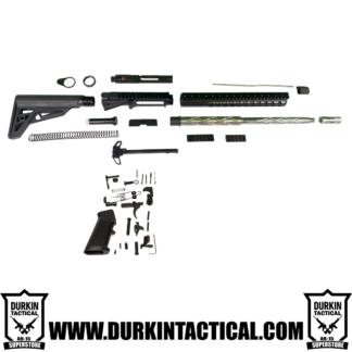 """16"""" .223/5.56 Durkin Tactical Paragon Build Kit"""