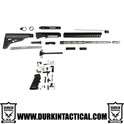 "16"" .223/5.56 Durkin Tactical Paragon Build Kit"