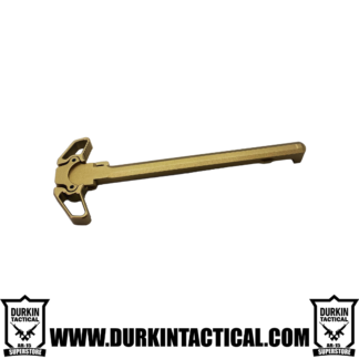 Ambidextrous Charging Handle .223 5.56 .300 - Gold