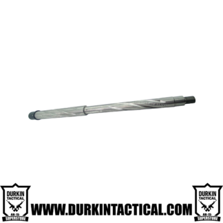 "16"" Barrel .223 Wylde Carbine Gas System Heavy Stainless Steel Spiral Fluted with 1:8 Twist"