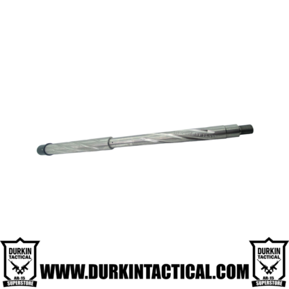 """16"""" Barrel .223 Wylde Carbine Gas System Heavy Stainless Steel Spiral Fluted with 1:8 Twist"""