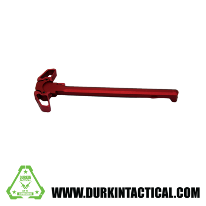 Ambidextrous Charging Handle, .223/5.56/.300, Red