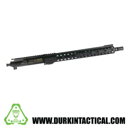 """16"""" .223 Wylde Upper Assembly, Carbine Length Gas System, 15"""" Hand Guard, 1:7 Twist"""