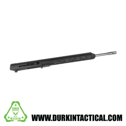 """20"""" .308, Stainless Steel Mid Weight, 1:10 Twist, Rifle Length Gas System, 15"""" MLOK Split Rail, Complete Side Charging Upper Assembly"""