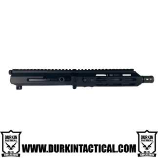 "7.5"" 5.56 NATO Parkerized M4 Barrel, 1:7 Twist, Pistol Length Gas System, 7"" MLOK Rail, Side Charging Upper Assembly"