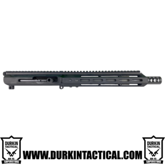 "10.5"" Parkerized .450 Bushmaster Side Charging Complete Upper Assembly"