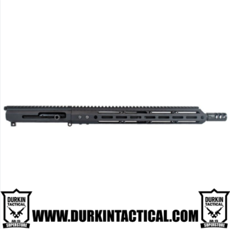 "16"" 450 Bushmaster, Parkerized, Heavy Barrel, 1:24 Twist, Carbine Length Gas System, 15"" MLOK Rail, Side Charging Upper Assembly"