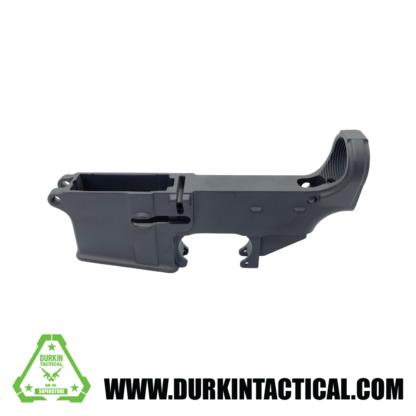 AR-15 80% Cerakote Lower Receiver - Sniper Gray