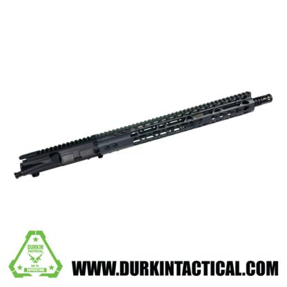 "Sniper Gray ColorRush Series, 5.56 Upper, 15"" Sniper Gray Free Float Hand Guard, 1:7 twist CMV Barrel"