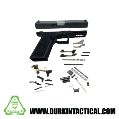 PF940V2 Glock 17 Full Build Kit - Black