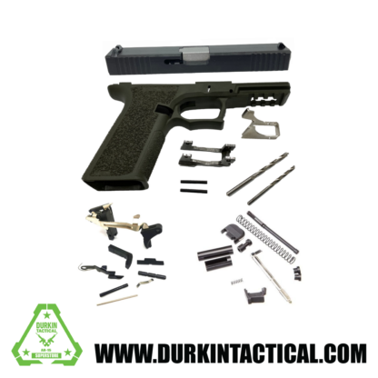 PF940V2 Glock 17 Full Build Kit - OD Green